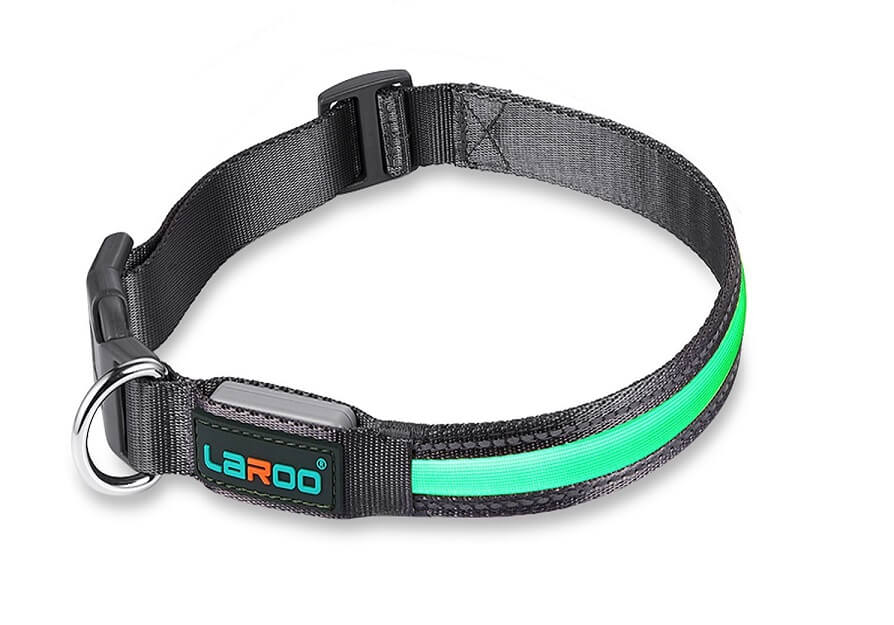 Collar luminoso LaRoo