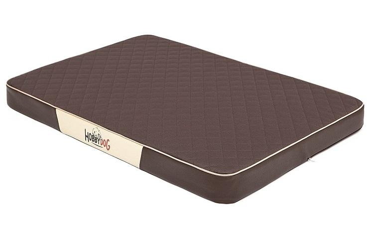 Hobbydog Premium mprbkz6 cama para perros codura-poliamida y reposo de piel ecológica