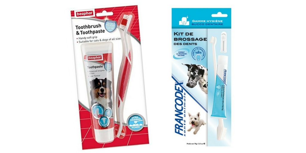 kit dental perro